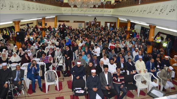 تنظيم أكبر مسابقة قرآنية في ألمانيا