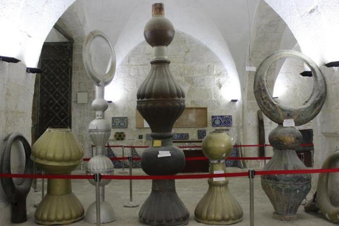 المتحف الإسلامي في الحرم القدسي الشريف