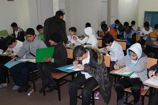 إختتام المرحلة التمهيدية للمسابقة القرآنية الاولى للمدارس العربية في مدينة قم