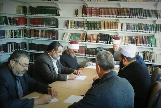 مشيخة المعاهد الأزهرية تستعد لعقد المؤتمر العلمي القرآني الأول فی فلسطین
