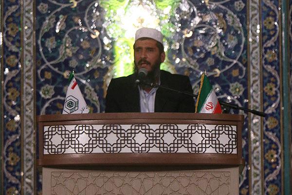 ايران تفوز بالمركز الأول بمسابقة طهران الدولية للقرآن