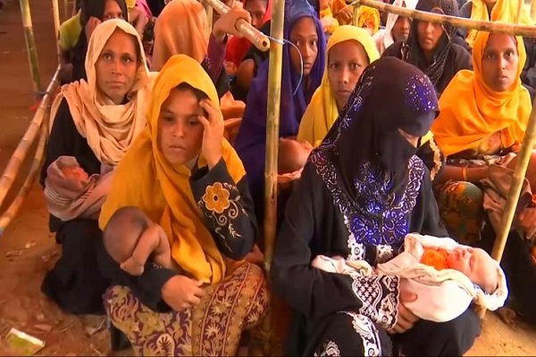 الأمم المتحدة: 11 ألفا من الروهنغيا فروا من ميانمار في يوم واحد فقط