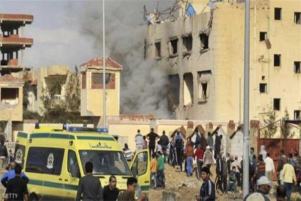 حادث إستهداف مسجد في مصر نتیجة فشل التکفیریین