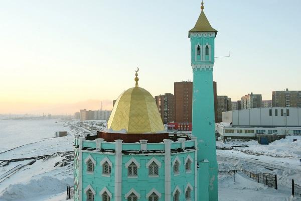 المساجد العشرة الأكثر تميزاً في روسيا