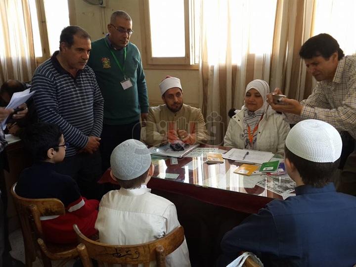 طفلان روسيان يحفظان القرآن ويشاركان بمسابقة تحدي القراءة بمصر + صور