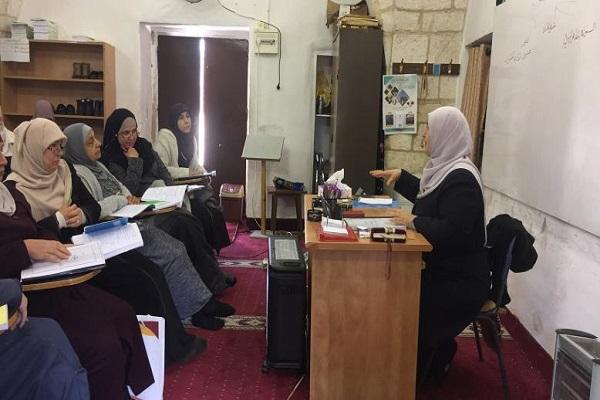 من عمّان للأقصى.. رحلة شهرية لتدريس القرآن