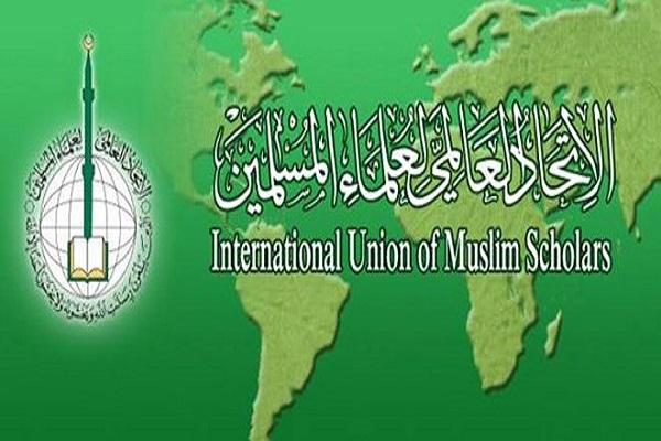 علماء المسلمين يدعو الى تخصيص خطبة الجمعة المقبل لدعم