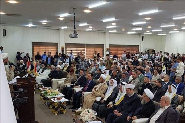 بالصور...إنطلاق المؤتمر الدولي لمكافحة التطرف في الموصل