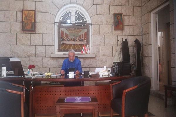 نشست لبنان