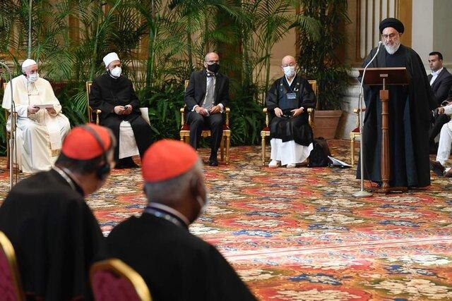أكاديمي إیراني من الفاتیکان: البیئة أمر مقدس في الإسلام