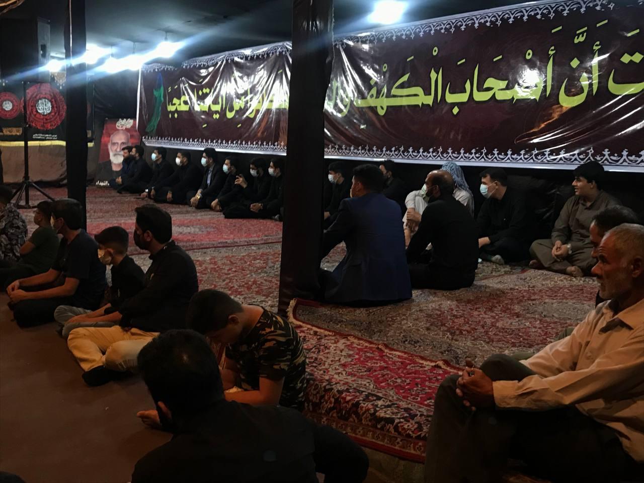 العتبة الحسينية تواصل تنظيم فعالياتها القرآنية العزائية في الأهواز + صور
