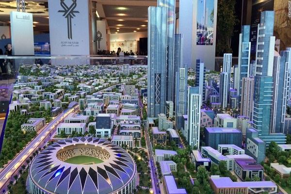 মিশরের নতুন রাজধানীতে সর্ববৃহৎ মসজিদ এবং গির্জা নির্মিত হবে