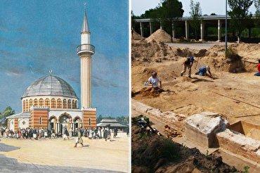 জার্মানের প্রথম মসজিদের ইতিহাস