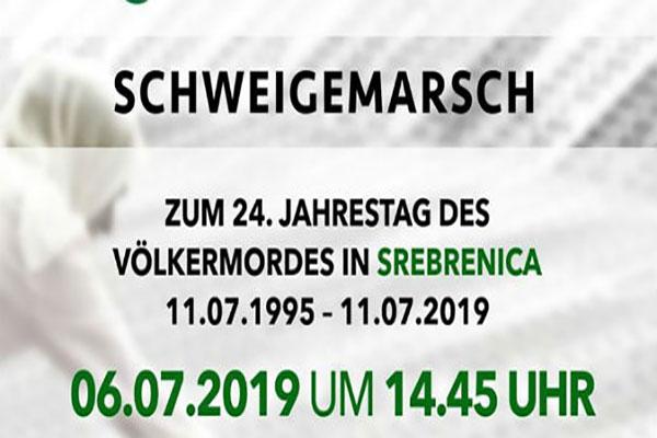Jahrestag.Gedenkveranstaltungen Zum Jahrestag Von Srebrenica