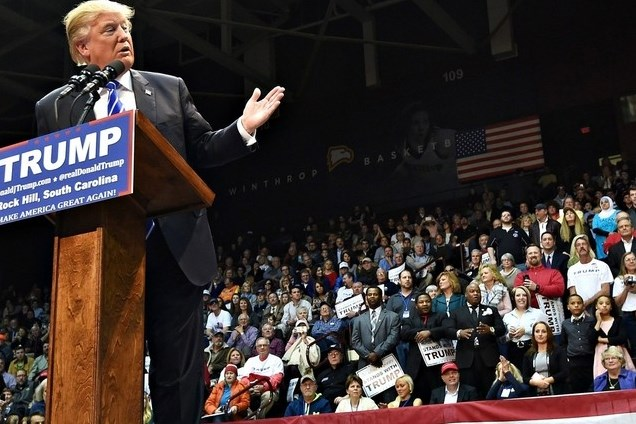 CAIR Asks Donald Trump to Apologize to Muslim Woman Abused by Crowd, Kicked Out of Rally