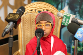 Mozambique's Memorizer Youngest Contender in Sudan Int'l Quran Contest