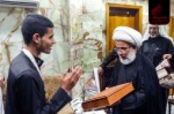 Young Iraqi Honored for Memorizing Entire Quran in 4 Months