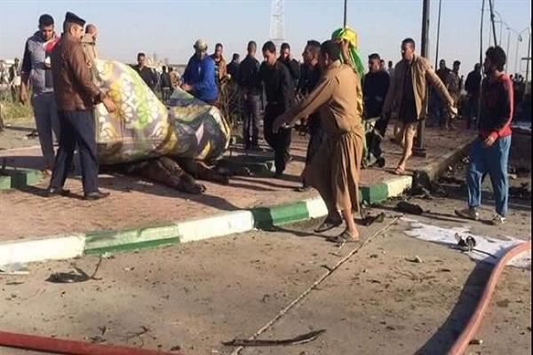 Shia Pilgrims Killed in Car Bomb in Iraq