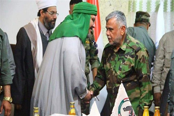 Iraqi Sunni Scholars Hail Law on Hashd al-Sha'abi