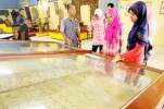 Indonesia's Sumenep Palace Museum Hosts a Giant Quran