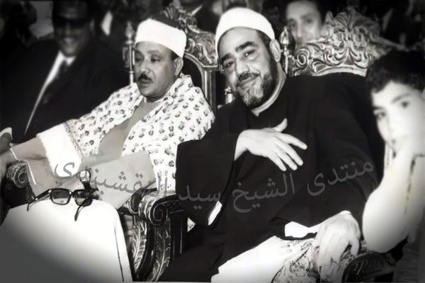 Photos of Late Egyptian Qari Abdul Basit Abdul Samad
