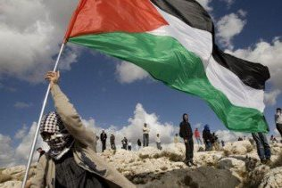 Palestine Urges Arab League to Help Sue Britain