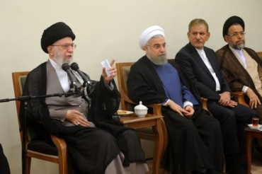 Leader Commends Iranian People's Revolutionary, Religious Spirit
