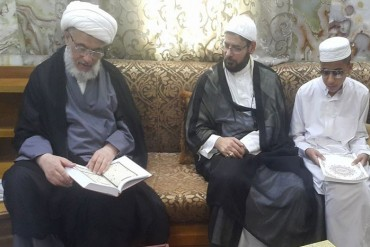 Iraq's Youngest, Oldest Quran Memorizers Honored