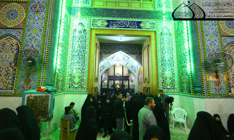 Iraq's Kadhimiya Hosting Pilgrims on Anniversary of Imam Jawad (AS) Martyrdom