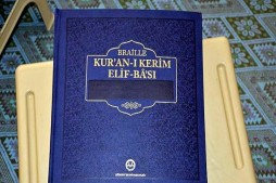 Quranic Center for Blind to Be Set Up in Turkey