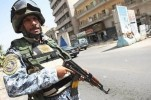 Iraq Steps Up Security in Holy City