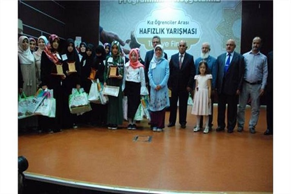Syrian Students Comes 2nd in Turkey Quran Contest