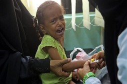 Yemeni Hospitals to Run Out of Fuel amid Saudi Blockade: UN