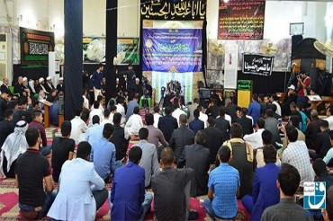 Egyptian Qari Attends Quran Recitation Session in Iraq