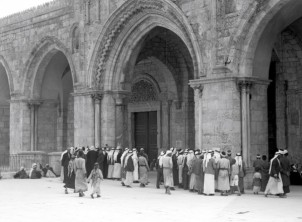 Rare Photos of Quds (Jerusalem) When There Were No Zionists
