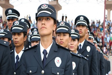 Turkey's Female Officers Allowed to Wear Hijab