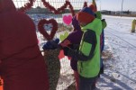 Messages of Love, Support Placed around Site of Mosque in Canada
