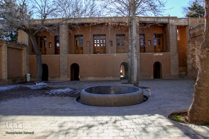 Imam Khomeini's Historical House in Khomein