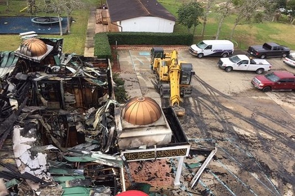 Attorneys Expect Indictment in South Texas Mosque Fire