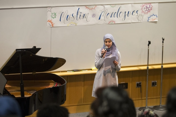 'Muslim Monologues' Express Underrepresented Voices on University of Michigan Campus