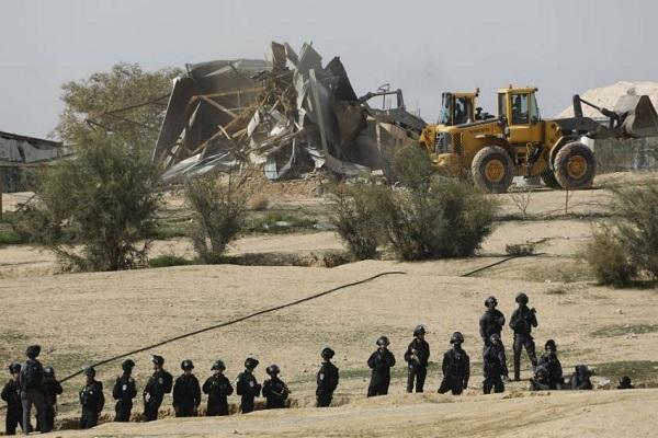 Tel Aviv Regime Approves Home Demolition Law