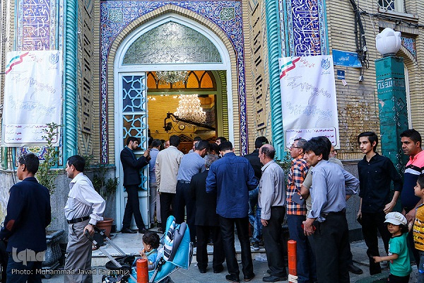 Tehran Mosque Hosts Longest Quran Recitation Session on Election Day
