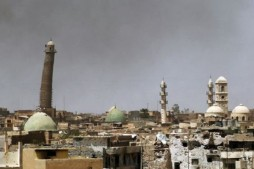 Blowing Up Mosul Mosque Daesh's Acknowledgement of Defeat