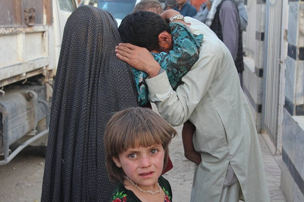 Massacre in Afghanistan Shia Village a War Crime
