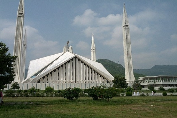 Mosques' Architecture in Pakistan