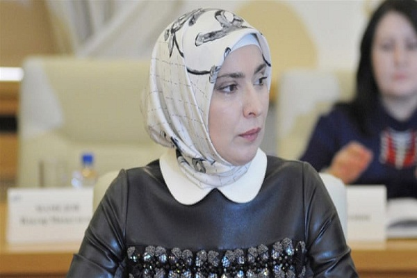 Muslim Woman Challenging Putin in Upcoming Presidential Election