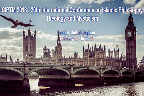 London to Host Int'l Conference on Islamic Philosophy, Theology, Mysticism