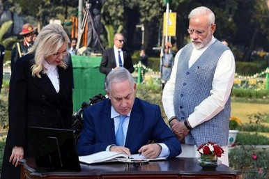 Zionist Regime 'Disappointed' by India's Stance on Quds
