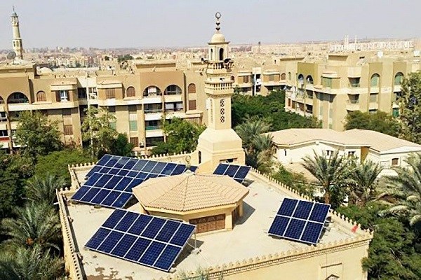 Pakistani Mosques in KP to Be Put on Solar Power by May