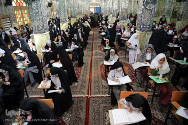Nearly 60,000 Memorizers Sign Up for Iran's Nat'l Quranic Exam